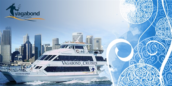 Xmas Day Lunch & Dinner Cruises - Vagabond Spirit