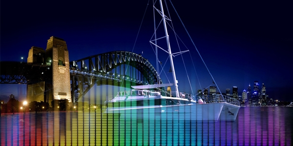 Dinner Cruise Sydney with Boogie Nights Show aboard Harbour Spirit