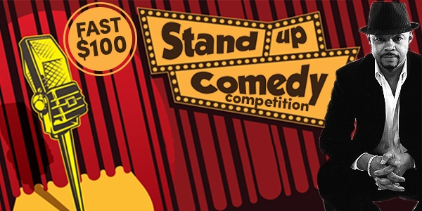 Fast $100 Stand up Comedy Competition and Show