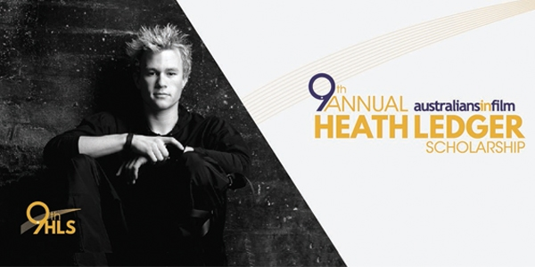Applications Open for the Annual Heath Ledger Scholarship